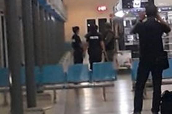 Protocolo de prevención a cuatro bahienses que arribaron de Río Turbio