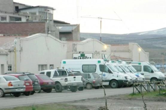 Hospital de Río Turbio.