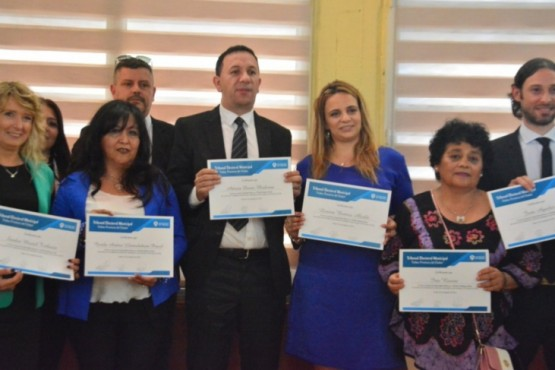Concejales aliados a Maderna donarán su importe deducido por el ejecutivo al Hospital Zonal de Trelew.