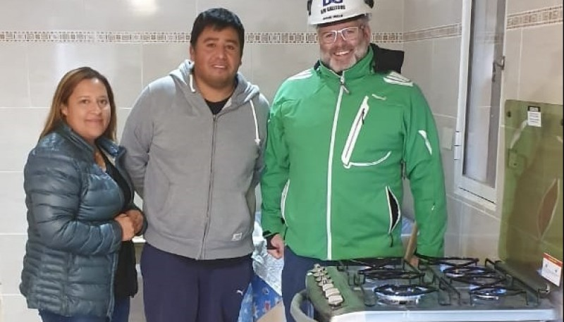 Raúl Melo, gerente de Distrigas S.A