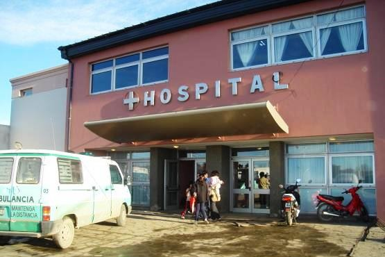 El nene quedó internado en estado grave en Terapia Intensiva.