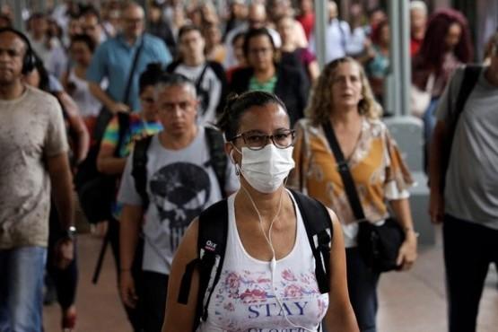Los dos países de Latinoamérica donde crece más rapido el Coronavirus