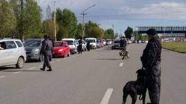 Realizan operativo de control en la Autovía