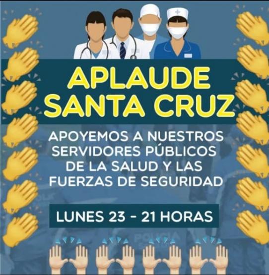 La nueva campaña en Santa Cruz.