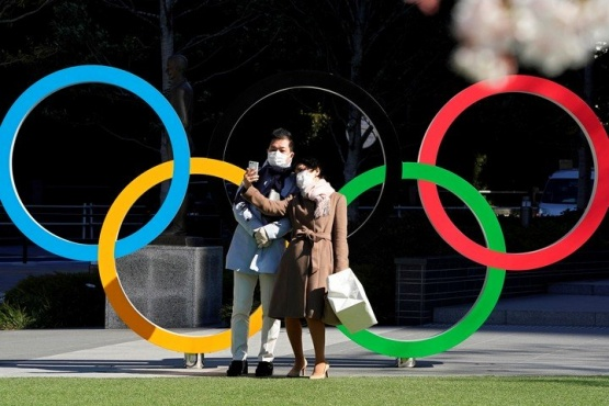 Suspendieron oficialmente los Juegos Olímpicos.
