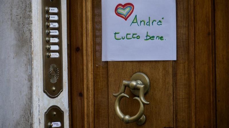 Italia admite que pueden tener 600 mil casos