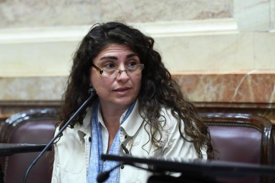 La Senadora Ianni.