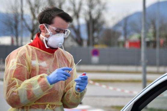 """Test express"" para detectar el coronavirus en 15 minutos"