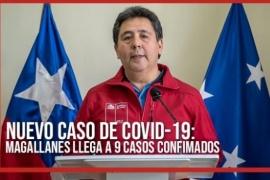 Coronavirus: En Magallanes son nueve los casos confirmados