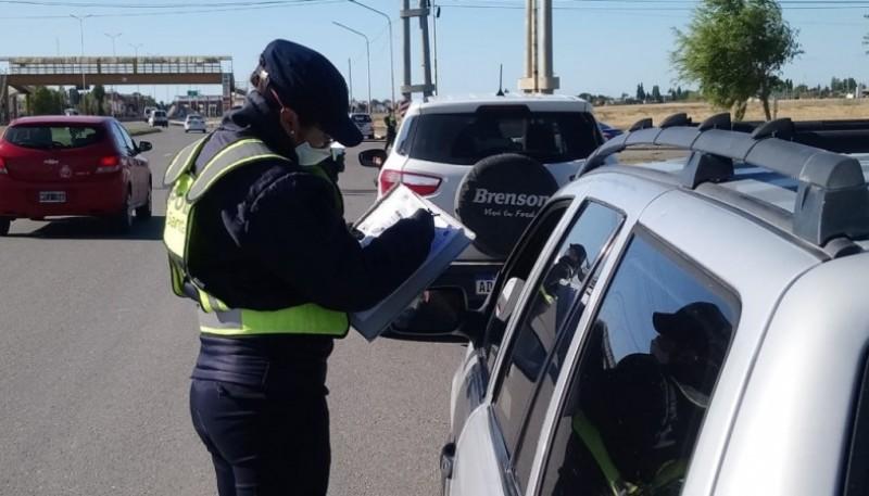 Policía de Santa Cruz.