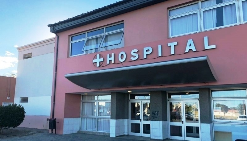 El nene continúa internado en UTI del Hospital de Caleta Olivia.