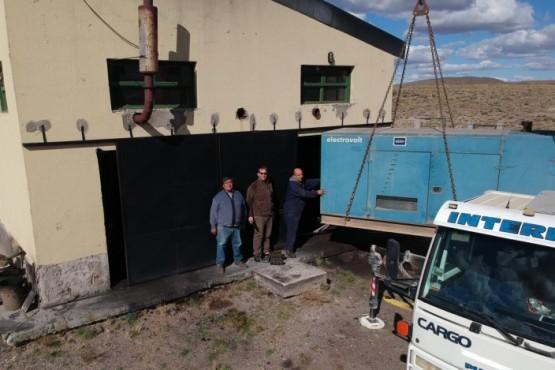 Se restableció el servicio eléctrico en Lagunita Salada