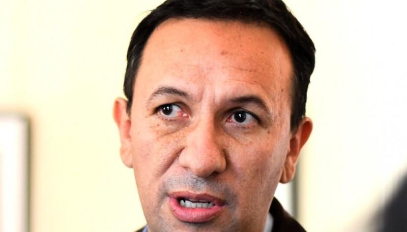 Intendente de Trelew Adrián Maderna