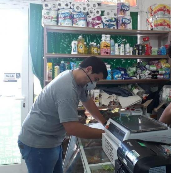 Gobierno realizó nuevos controles en supermercados y comercios