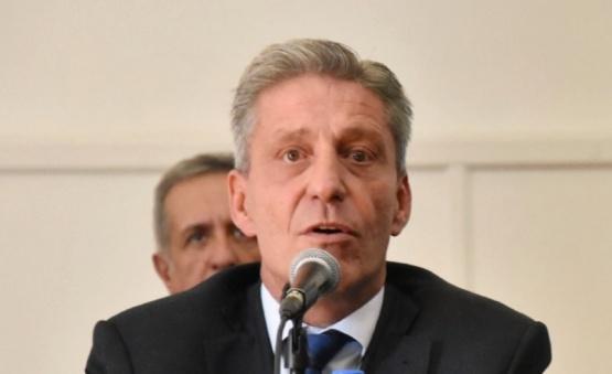 Gobernador Mariano Arcioni.