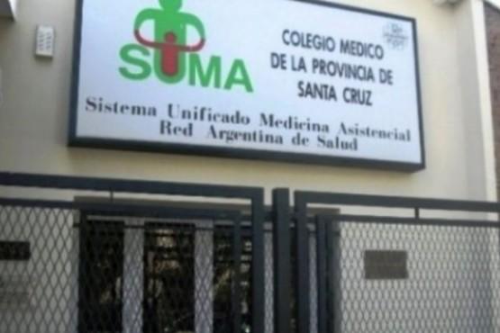 Colegio Médico de Santa Cruz.