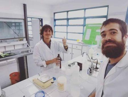 Escuela Agropecuaria Nº 1 a elaborar alcohol en gel