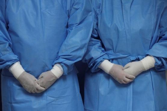 Murió un enfermero tras ingresar a la unidad de terapia intensiva sin protección