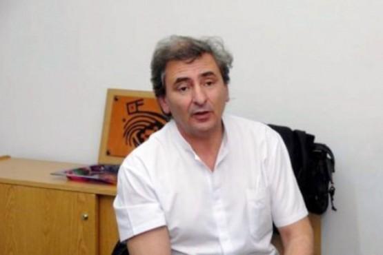 El Dr. Horacio Córdoba es el presidente del Colegio Médico. (Archivo).