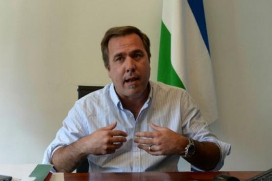 Intendente de El Bolsón, Bruno Pogliano.