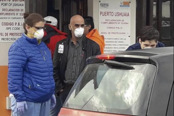 Aumenta el número de casos en Ushuaia.
