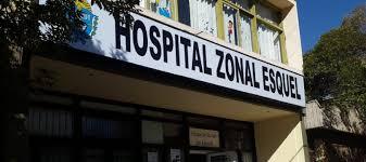 Hospital Zonal de Esquel. (foto FM del Lago)