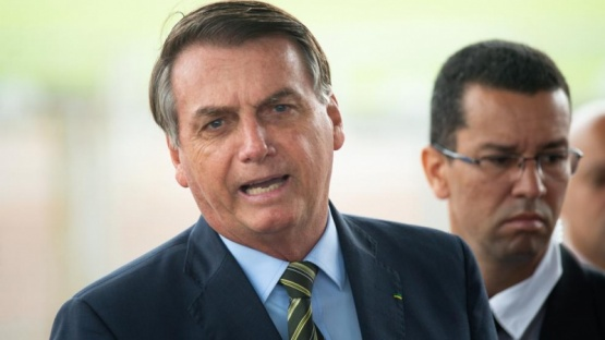 Bolsonaro no quiere frenar el país.