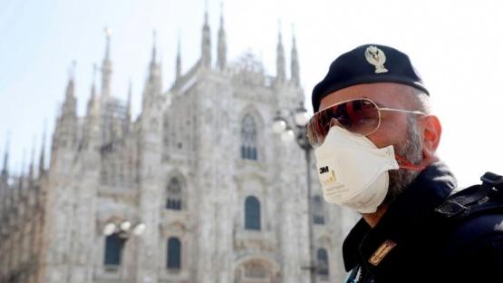 Crisis en Italia.