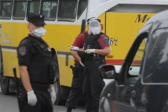 Más de 8.000 detenidos por incumplir la cuarentena en el país