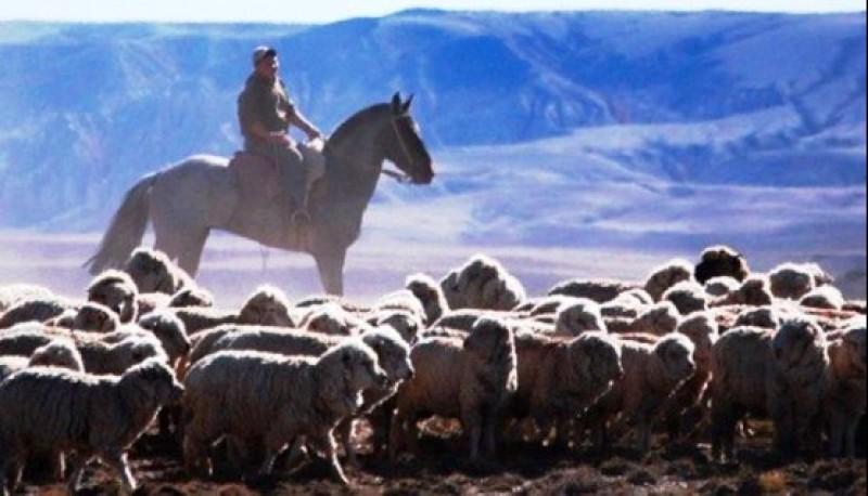 Los peones de campo están exceptuados del Decreto acional. (Imagen ilustrativa).