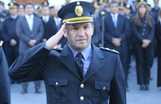 Comisario Rojas.