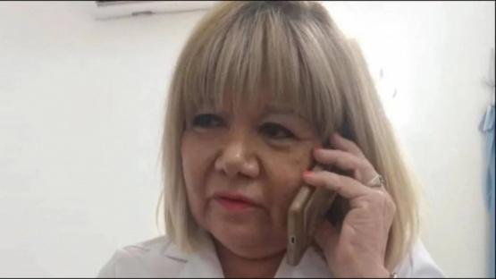 La directora confirmó su caso.