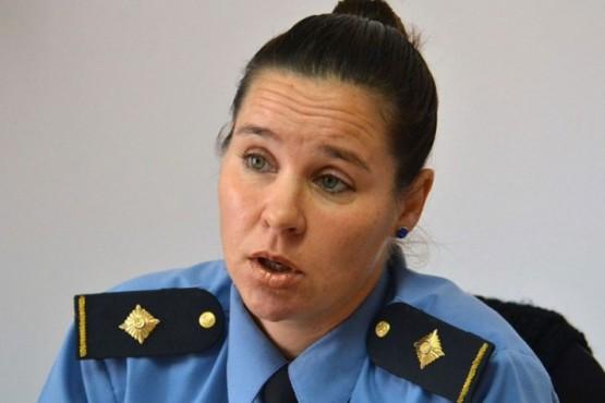 Concejales solicitan que continúe en el cargo la Comisario Laura Mirantes