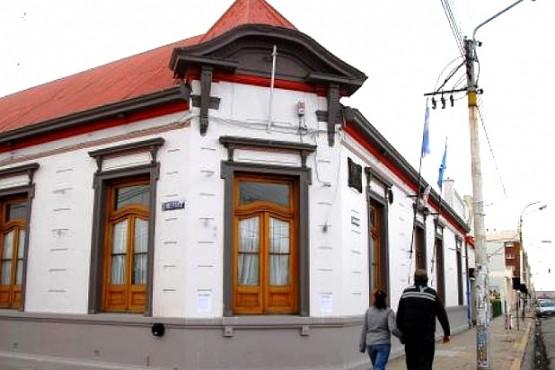 Municipio de Río Gallegos (foto archivo)