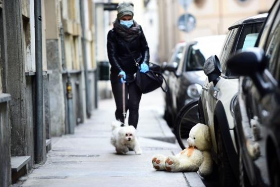 Precauciones que deben tomar quienes salen a la calle encuarentena