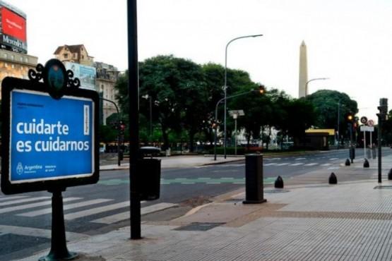 El área social de la CSS asiste a los derivados en Buenos Aires. (Foto: Perfil).