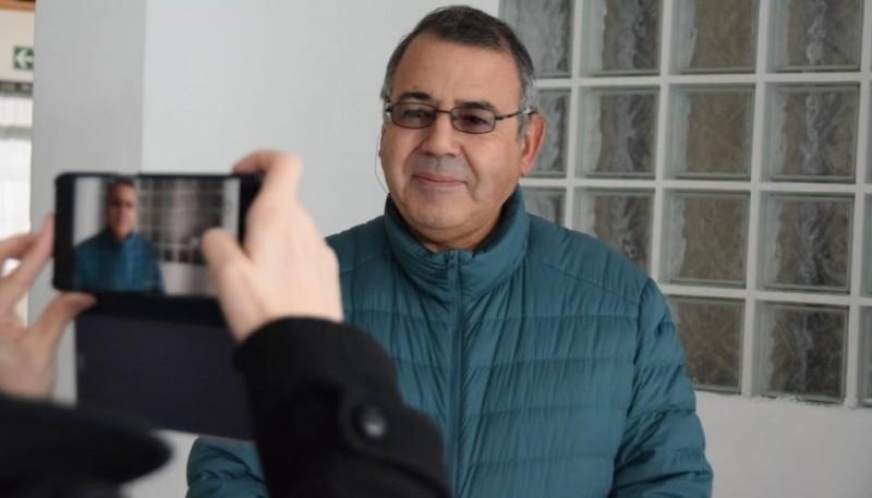 Jorge Castro hizo declaraciones sobre la iniciativa.