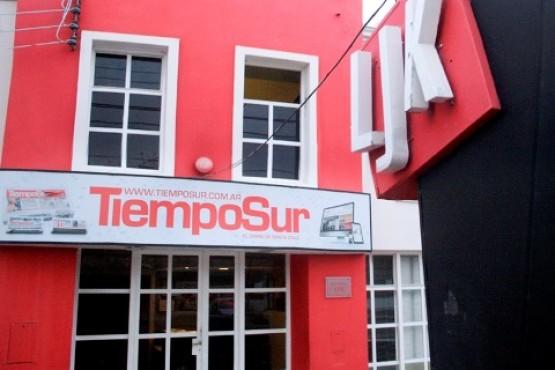 TiempoSur.