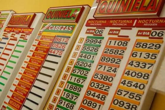 Lotería del Chubut suspende los juegos: las Agencias Oficiales cerradas hasta el 12 de abril