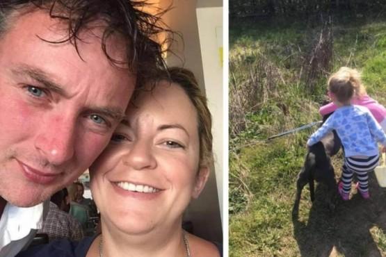 Brutal femicidio: mató a tiros a su esposa, sus hijas, el perro y se suicidó