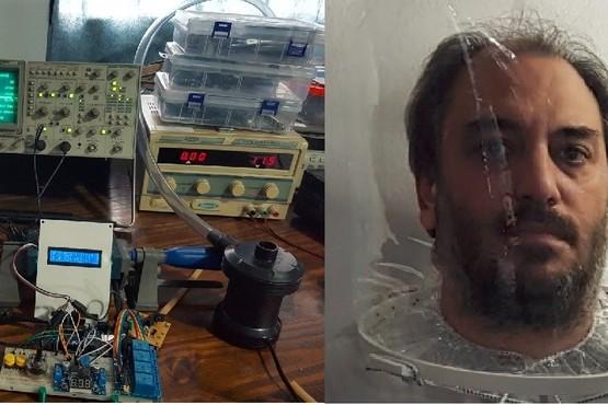 Investigadores en el desarrollo de respiradores de bajo costo