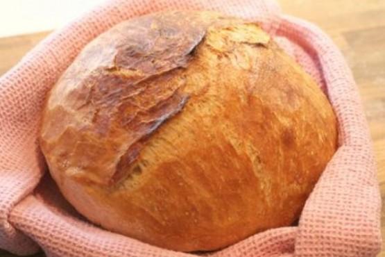 Cómo hacer un pan de campo casero