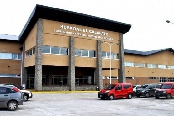 Hospital SAMIC en El Calafate.
