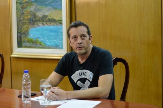 El Ministro de Economía y Finanzas de la provincia, Ignacio Perincioli