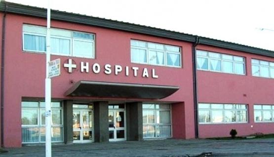 Hospital de Caleta Olivia.