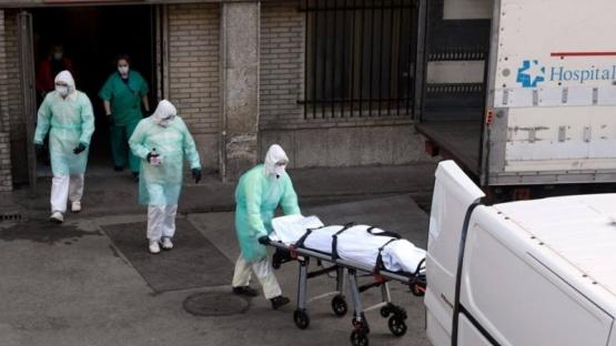 Europa sigue enfrentando la pandemia.
