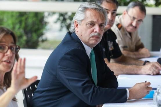 Alberto anunció que los Municipios controlaran los precios en negocios