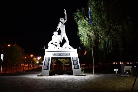 El Municipio avanza en la puesta en valor de los espacios públicos