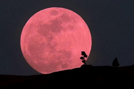 El fenómeno astronómico que se podrá ver el martes.