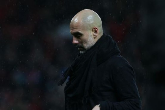 Pep Guardiola (Getty Images).